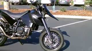 4. Contra Costa Powersports-Used 2007 KTM 690 SUPERMOTO hooligan street motorcycle
