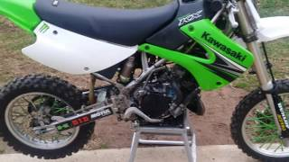 6. Another 2007 kx85 from Big SAL'S GARAGE
