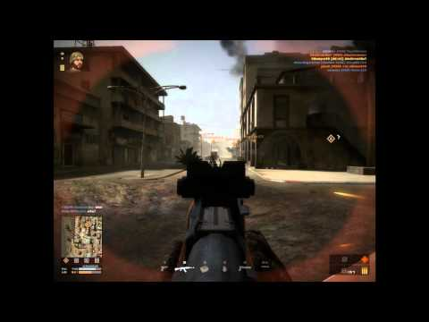 Battlefield Play4Free - Top 3 best weapons for assault [after update] + NEW AK - 47 RIFLE HD