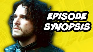 Game Of Thrones Season 5 Episode 1 to 3 Breakdown. The Wars to Come, the House of Black and White and the High Sparrow explained. Streaming Service ...