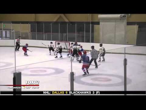 Chicago Young Americans hockey feature on The Final Word on FOX 32 Chicago