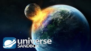 Video Earth Vs All Planet, beautiful destruction! | Universe Sandbox MP3, 3GP, MP4, WEBM, AVI, FLV Mei 2017