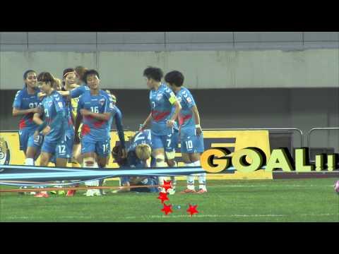 [2015IBK 기업은행 WK리그] 19R 대전스포츠토토 vs 화천KSPO (2015.7.27) 하이라이트