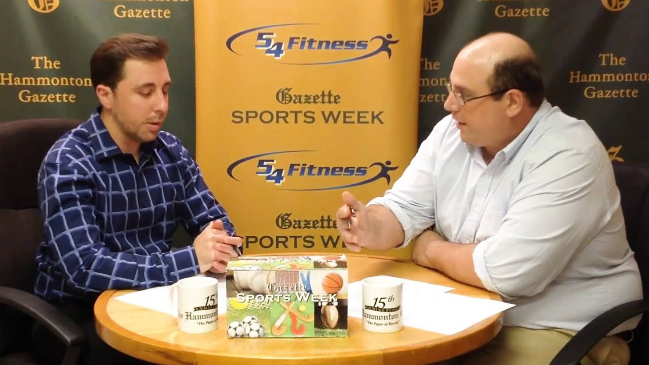 042915 Gazette Sports Week brought to you by The Hammonton Gazette