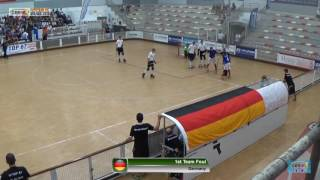 Germany-France | 3rd/4th Place | Euro U17 Mieres 2016 | Game #29