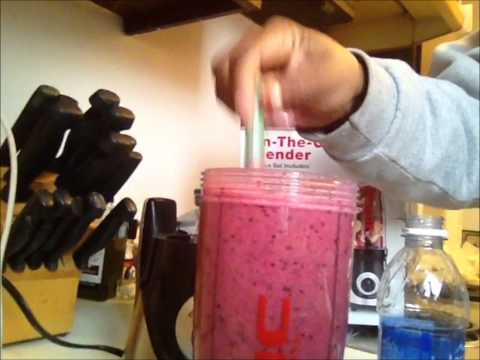Smoothie Diet- Weight loss journey
