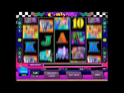 Игровой автомат Безумные 80-ые - великолепный обзор от Slot-OK.com
