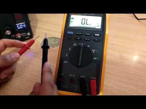 Multimetro FLUKE 83 III Review