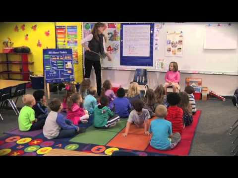 Building a Healthy Me! - The Food Group Song for Kindergarteners