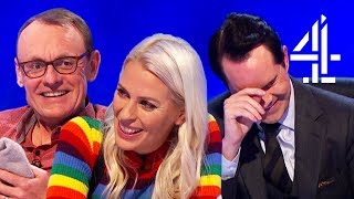 """Stop It!"" Sean Lock Has Jimmy Carr IN TEARS! 