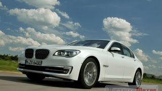 BMW 7 Series ENGLISH VERSION