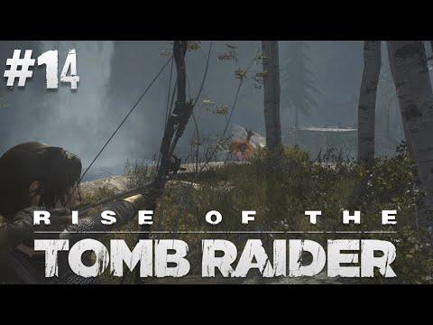[GEJMR] Rise of the Tomb Raider - EP 14 - Další outfit a hrobka!