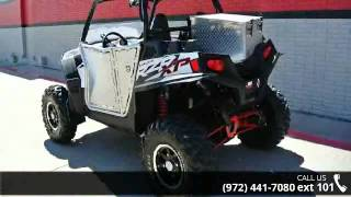 3. 2011 Polaris Ranger RZR XP 900 White Lightning LE  - Drea...