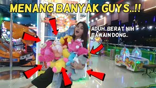 Video WOW..BANYAK BANGET!! CAPIT BONEKA DI LIPPO MALL PURI!! BIG WIN AT MAXI CLAW MACHINE!! MP3, 3GP, MP4, WEBM, AVI, FLV Januari 2019