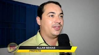 Prefeito de Cachoeira dos Índios fala do sucesso do São Pedro, e de sua Gestão