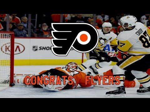 Congrats, Flyers!