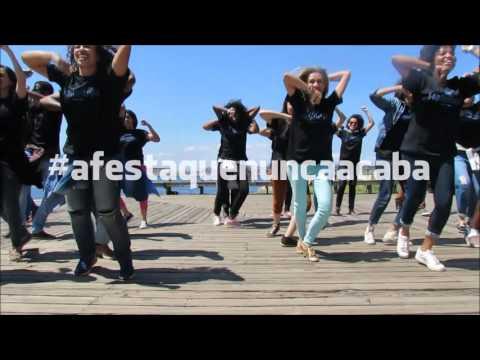 FlashMob Halleluya Rio 2016