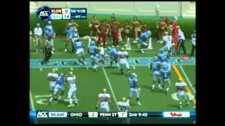 Aaron Mellette vs North Carolina (2012)