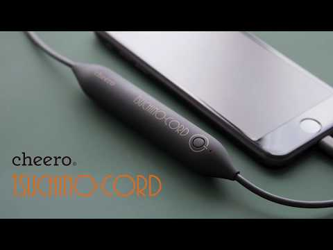 cheero Tsuchino-cord 450mAh