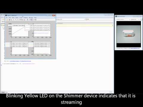 MATLAB - Shimmer Instrument Driver (Plot and Write Example)