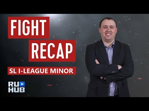 Fight Recap: SL i-League Minor #RoadToTI8 (видео)