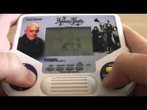 Let's Play: Addams Family (Tiger Electronics)