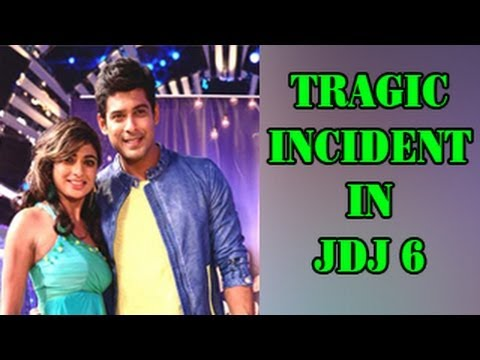 Siddharth Shukla's TRAGEDY in Jhalak Dikhla Jaa 6 8th June 2013 FULL EPISODE