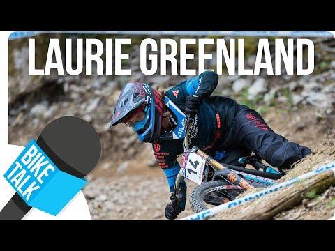 Bike Talk - Laurie Greenland's Mondraker Summum | SHIMANO
