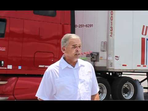 Company Driver Testimonial