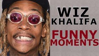 Video Wiz Khalifa FUNNY MOMENTS (BEST COMPILATION) 2017 MP3, 3GP, MP4, WEBM, AVI, FLV Juni 2019