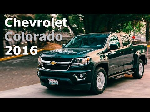 Chevrolet Colorado - una pick up para uso recreativo