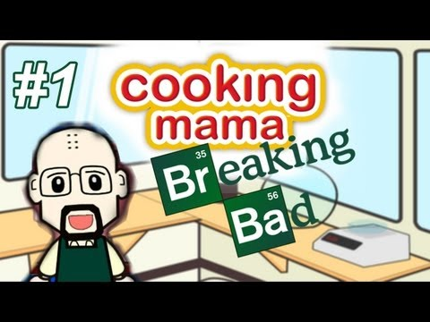 Cooking Mama: Breaking Bad Edition - ( Flash Game Fridays )