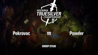 pokrovac vs Powder, game 1