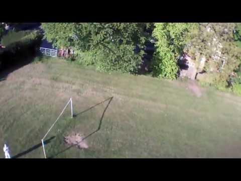 AR Drone 2.0 fly about at local park - Thời lượng: 5 phút, 31 giây.