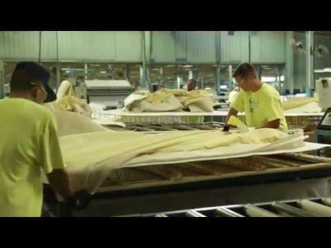 Simmon Factory Tour