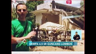 Video Kepanikan Warga Saat Gempa 6,5 SR Kembali Guncang Lombok - iNews Siang 19/08 MP3, 3GP, MP4, WEBM, AVI, FLV Agustus 2018
