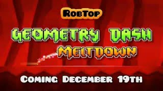 Geometry Dash Meltdown Trailer