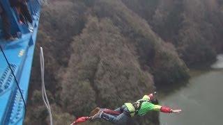 【茨城】高さ日本一のびっくりバンジー!