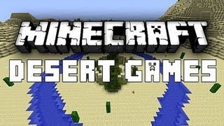 Minecraft: The Survival Games 4! Desert Hunger Games Part 3 - Fight To The Death
