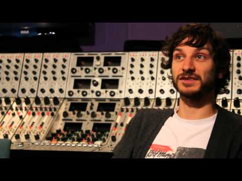 Gotye (Musical Artist) - We had an amazing time with Gotye as our Artist-in-Residence a few weeks ago. Between him and renowned Producer/Engineer Nick Launay, our collection came ali...