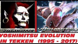 Video Yoshimitsu Evolution from TEKKEN 1 to TEKKEN 7 (1995-2017) download in MP3, 3GP, MP4, WEBM, AVI, FLV January 2017