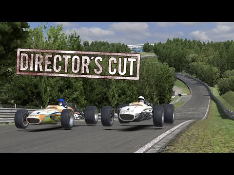 Too greedy - Lotus 49 (highlights) at Nürburgring Nordschleife - iRacing 16S2