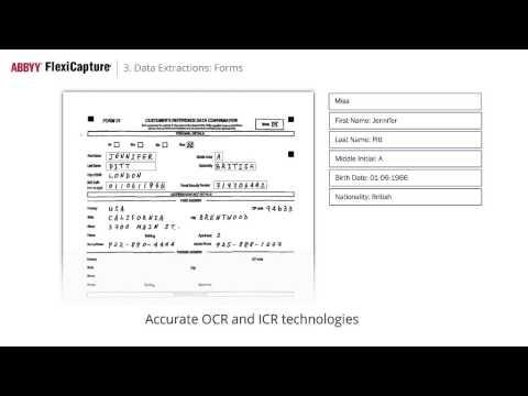 ABBYY FlexiCapture - Powerful Data Capture