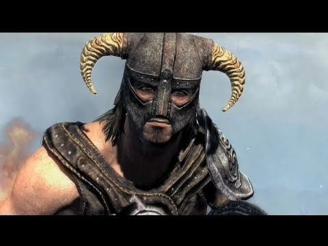 ingame - First in-game footage of The Elder Scrolls V: Skyrim from Bethesda Softworks including wicked dragons, lush landscapes and powerful magicks. NEW! Skyrim Kine...