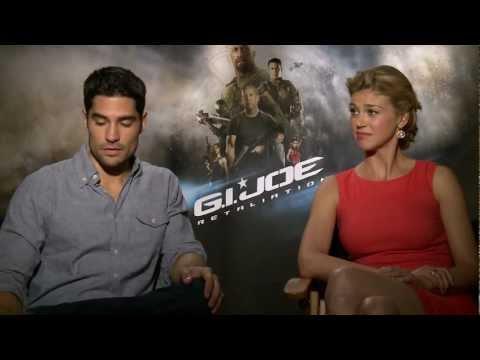 'G.I. Joe: Retaliation' Cast & Director Talk Action