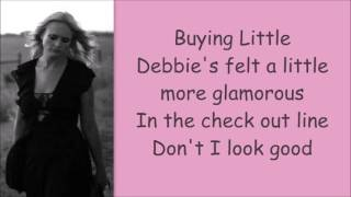 Miranda Lambert ~ Pink Sunglasses (Lyrics)