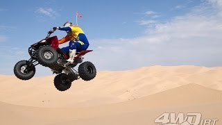 9. 2014 Yamaha YFZ450R SE First Ride - 4WheelDirt