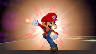 Mario With a Shine – SSBM