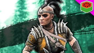 SHAMAN'S BLACK MAGIC! | For Honor Gameplay