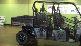 8. 2012 Polaris Ranger Crew 800 EPS at Pro Caliber Vancouver Washington